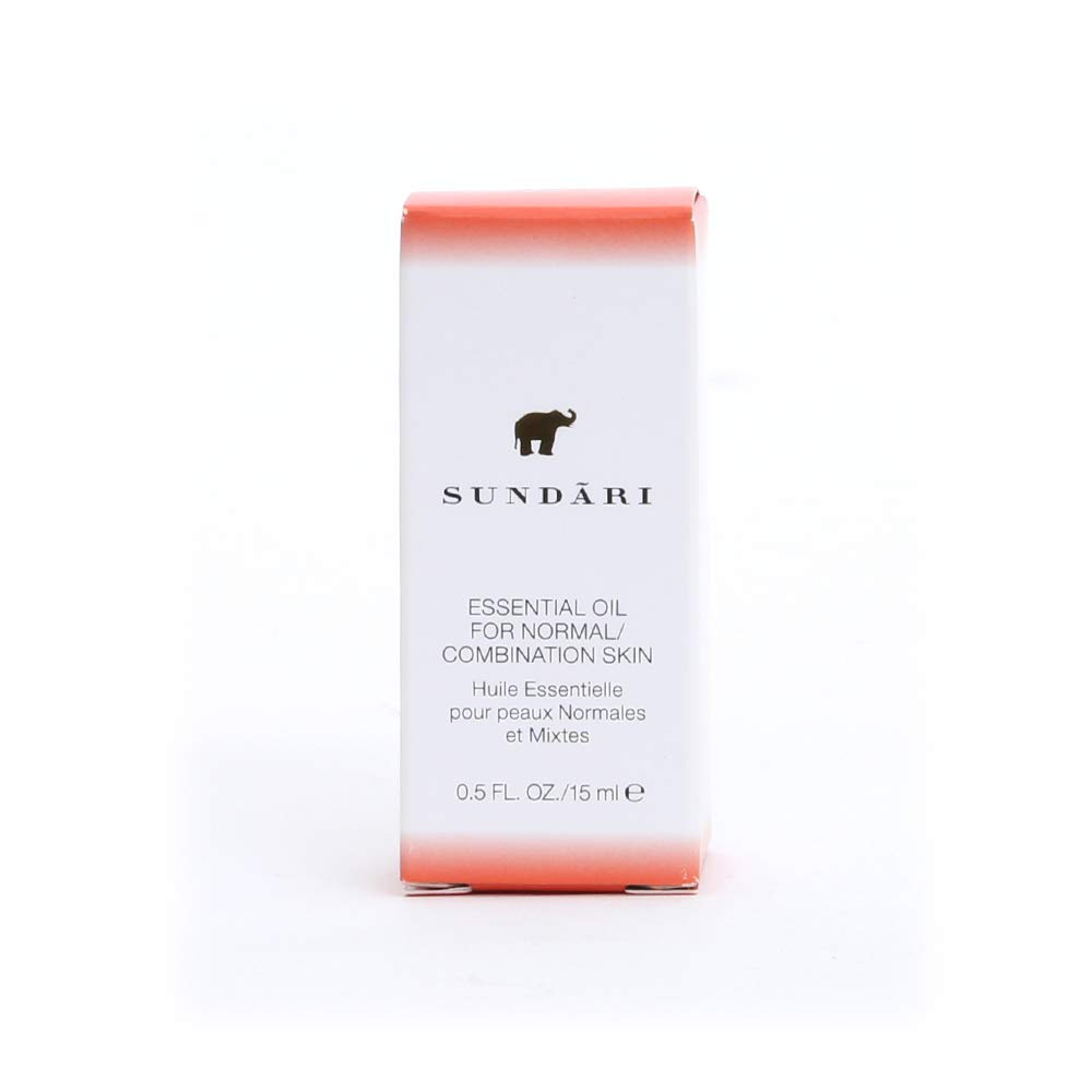 B0007PAY0O Sundari Essential Oil for Normal to Combination Skin.5 Ounce 41msVkRYmuL