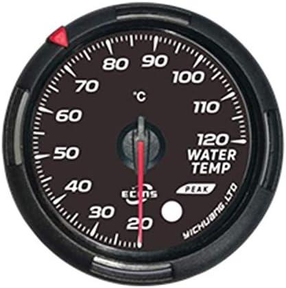 BXU-BG エンジン、船舶、修正車のインストルメントパネルレーサーゲージ60ミリメートル水の温度を温度計カーLED水温計