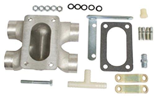 Empi Progressive Manifold Kit, Type 3 & 4, W/Hardware, Dune Buggy Baja Bug