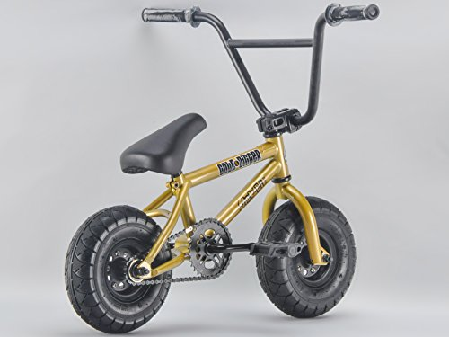 Rocker Bmx Mini Bmx Bike Irok Gold Digger Rocker Bicycleshop