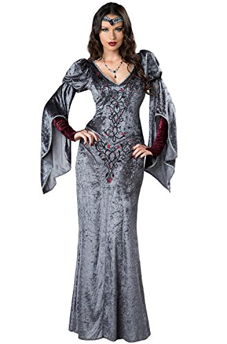 Fun World Dark Medieval Maiden Costume - X-Large - Dress Size 16-18]()