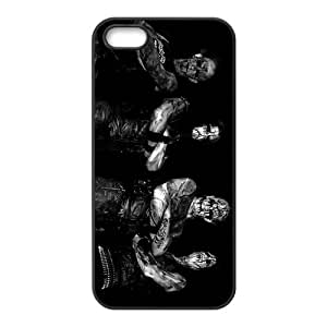 Rock Band Design Personalized Fashion High Quality Phone Case For Iphone 5S
