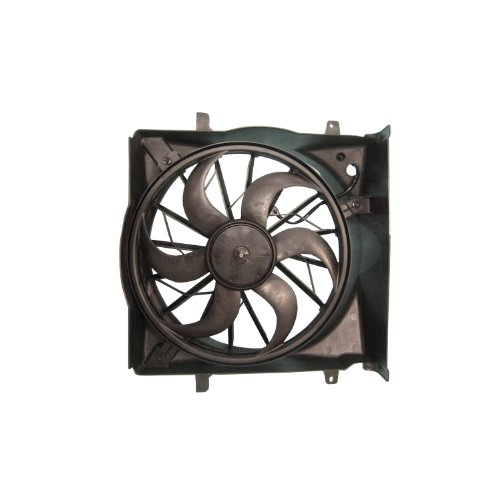 TYC 622690 Jeep Liberty Replacement Cooling Fan Assembly