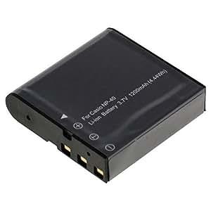 CELLONIC® Batería premium para Kodak PIXPRO AZ251, AZ421, AZ361, AZ362, AZ521, AZ522, AZ525, AZ526 (1250mAh) LB-060 bateria de repuesto, pila reemplazo, sustitución