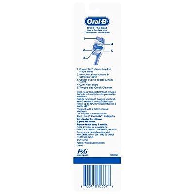Oral-B Pro Health Sugar Defense Manual Toothbrush
