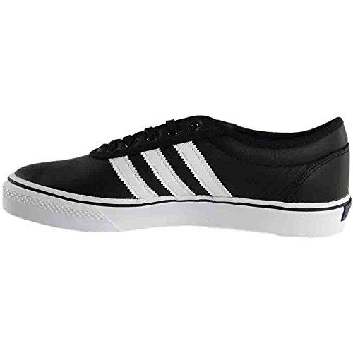 Adidas Adi-Ease Schwarz / Weiß / Gold Skate Schuhe Schwarz