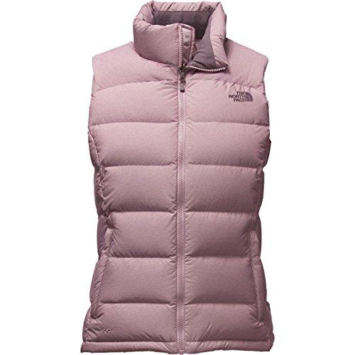 - The North Face Women's Nuptse 2 Vest, Quail Grey Heather, SM