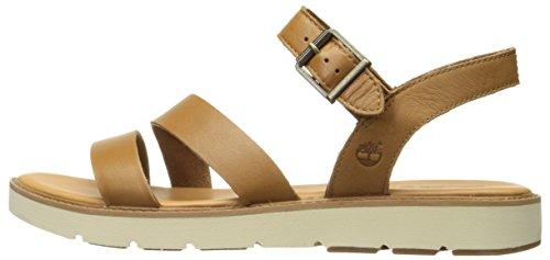 Asymmetric Rubber Timberland Sandal strap Women's Platform Bailey Y Park Discover 7Ptw8qP