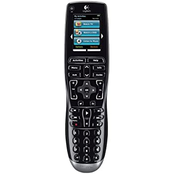 Logitech Harmony One Universal Remote with Color Touch Screen - OLD MODEL (Discontinued by Manufacturer)