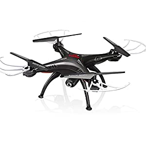 Cheerwing Syma X5SW-V3 FPV 2.4Ghz 4CH 6-Axis Gyro RC Headless Quadcopter Drone UFO with Wifi Camera