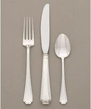 Sterling Silver Flatware Gorham Fairfax Place Size Place Soup Spoon