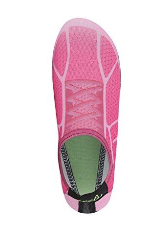 Frei neue barfuß Wasserhaut Schuhe Aqua Socken für Beach Swim Surf Yoga Übung T.pink