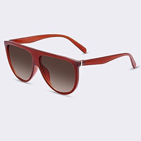 TIANLIANG04 Moda Occhiali Da Sole Donne di Lusso occhiali da Sole Gradiente Femmina Occhiali Per Le Signore UV400,C02