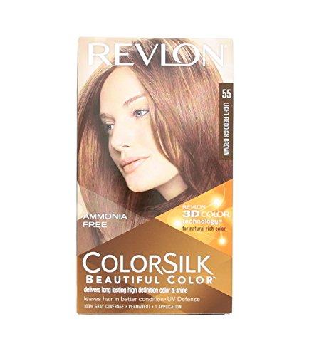 Colorsilk Permanent Haircolor Reddish Quantity