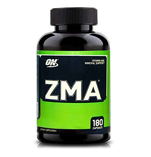 Optimum Nutrition ZMA, 180 Capsules (2 Pack)