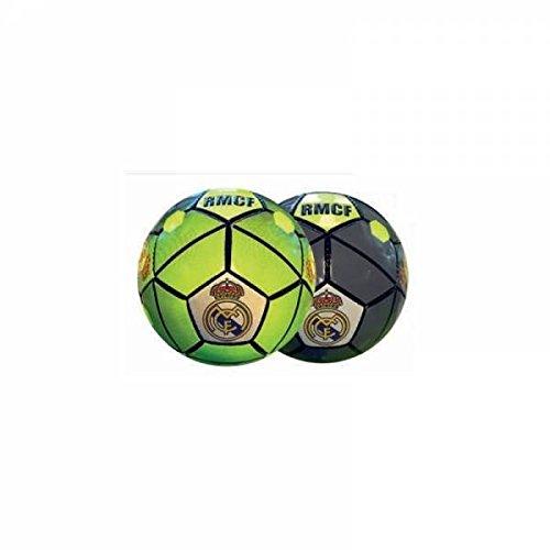 Real Madrid Balon Temporada 15/16 AMARILLO-GRIS: Amazon.es ...