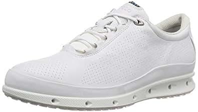 ECCO Women's Cool Outdoor Multisport Training Shoes, White, 40 EU