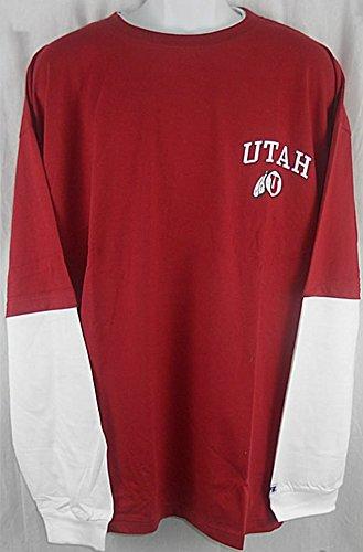 【お気にいる】 Utah Utes Utah NCAAラッセルアスレチックチームIssue長袖シャツサイズ3 x Utes x T B00M6G1LVS, 文房具専門店あずまや:f2dbb495 --- a0267596.xsph.ru