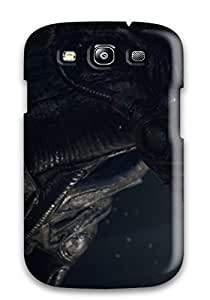 Jose Cruz Newton's Shop Tpu Phone Case With Fashionable Look For Galaxy S3 - Alien Isolation 6206178K88041897