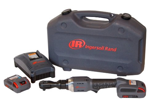 Ingersoll Rand R3150-K2 1/2-Inch Cordless Ratchet, 2 Li-o...