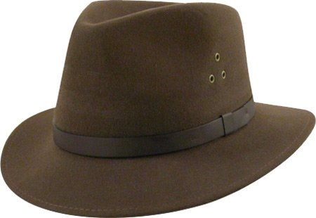 Country Gentleman Dickens Hat Khaki/Large