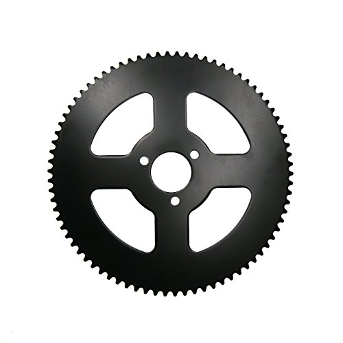 Sthus 78T Sprocket Cog For 25H Chain Mini Dirt Pocket Rocket Quad PIT Bike ATV (Mini Pocket Rocket Chain)