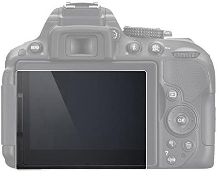 2 Unidades) Protector de Pantalla LCD para Nikon D5300 D5500 DSLR ...