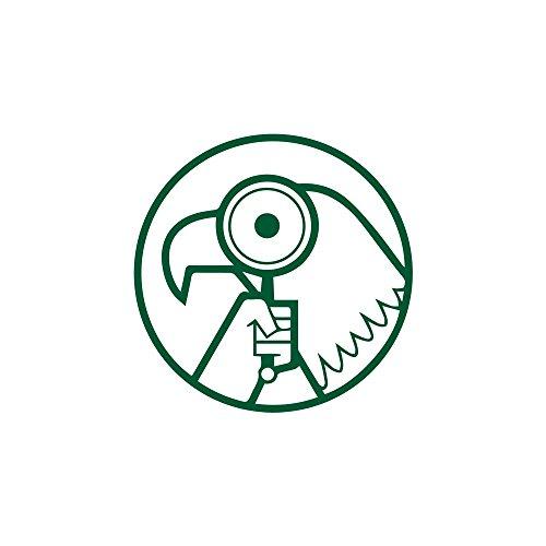 Gravity Falls Secret Agent (GREEN) (set of 2) Premium Waterproof Vinyl Decal Stickers for Laptop Phone Accessory Helmet Car Window Bumper Mug Tuber Cup Door Wall Decoration