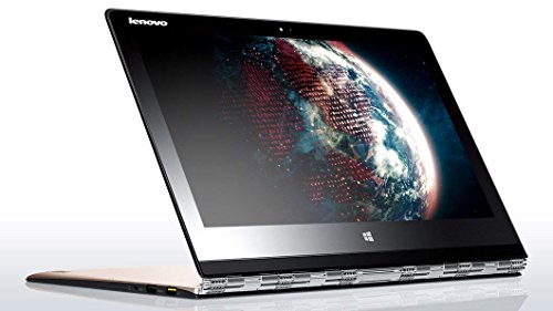 Lenovo Yoga 3 Pro Convertible Ultrabook - Gold - Intel Core M-5Y71, 512GB SSD, 8GB RAM, 13.3