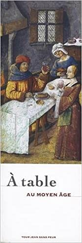 A table au Moyen Age pdf, epub ebook