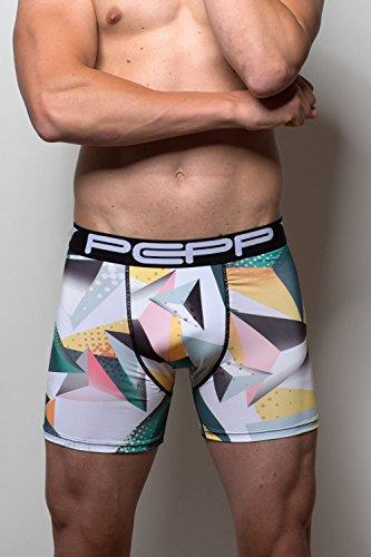 Pepp Underwear Herren Boxershort Splash Green