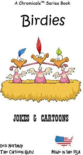 Birdies  Animal Jokes + Cartoons Book 47