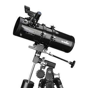 Skywatcher telescopio Newton 114/500 mm con espejo parabólico, EQ1 de montaje