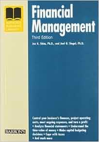 Financial Management: Books