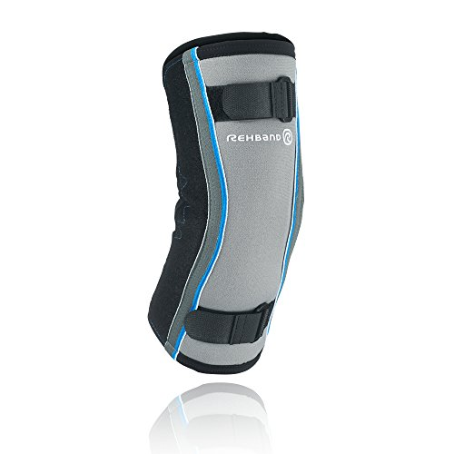Rehband Hyper-X Elbow Grey & Black (Large)