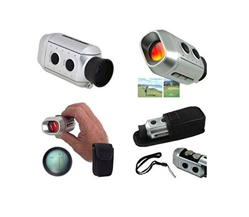 PLAYEAGLE Golf Digital Rangefinder 7x18 Golf Training Tools Optic Telescope for Measuring Distance Sports Golf Digital Distance Meter/Golf Rangefiner by PLAYEAGLE (Image #4)