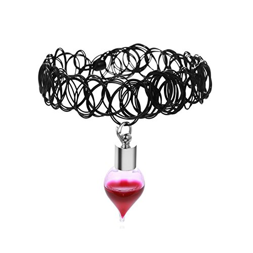 Paialco Womens Vampire Blood Necklaces product image