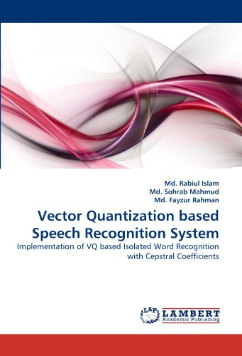 Developing an Isolated Word Recognition System in MATLAB