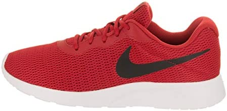 NIKE Men's Tanjun Sneakers, Breathable Textile Uppers and Comfortable Lightweight Cushioning 4