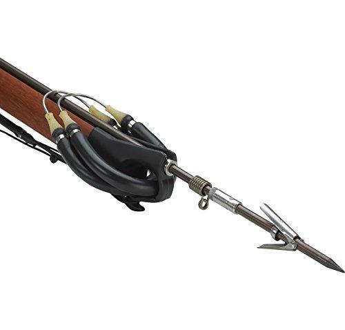 Ab Biller Padauk Wood Special Speargun Spearfishing Kit