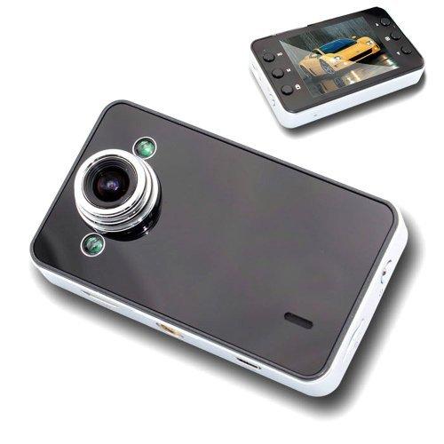 2.7-inch Accident Recorder Black Box Car DVR Camera Dual Lens Car Vehicle Dash Cam HDMI