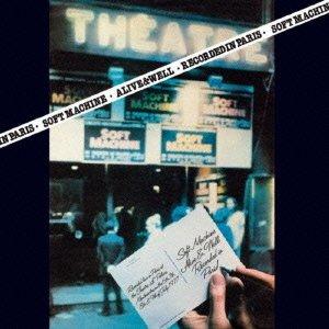 Soft Machine - Alive And Well Recorded In Paris (2CDS) [Japan LTD Mini LP Blu-spec CD] - Paris Specs Le