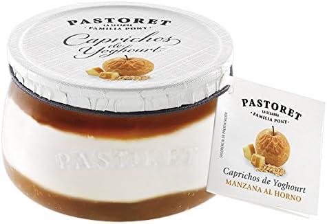 Pastoret - Caprichos de Yogur Manzana al Horno, 1 Unidad x 150 g ...