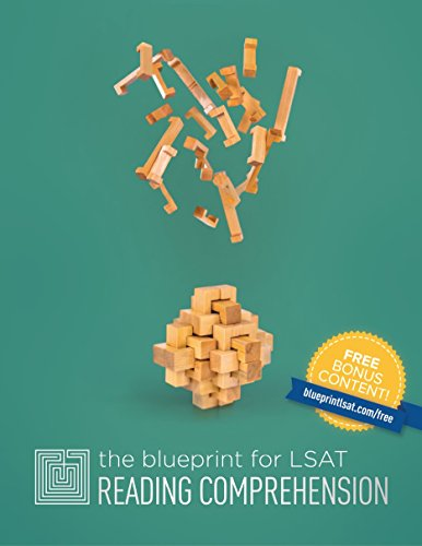 The blueprint for lsat reading comprehension malvernweather