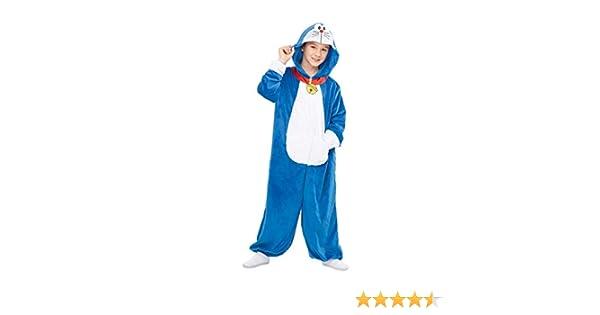 Doraemon Disfraz Pijama niños: Amazon.es: Ropa y accesorios
