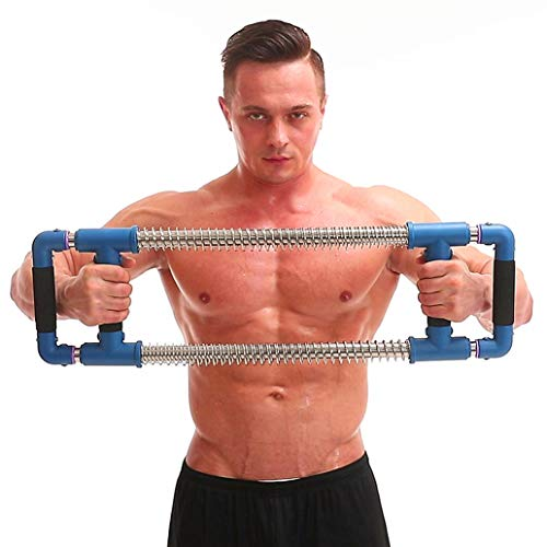 GoFitness Super Push Down Bar - Total Upper Body Workout Equipment, Press Down Machine - Chest Workout, Strength Training, Home Fitness by GoFitness (Image #8)
