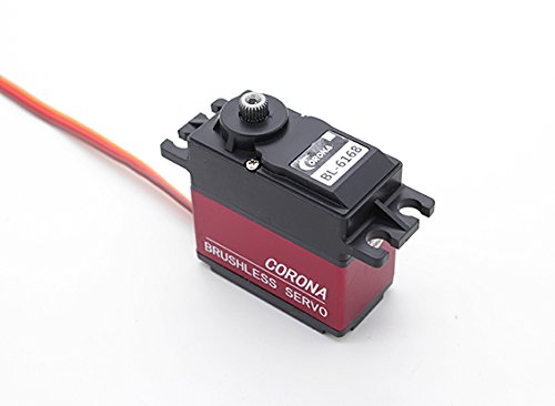 HobbyKing - Corona BL-6168 Digital Brushless Brushless Brushless Metal Gear Servo 25kg / 0.18sec / 63.8g - DIY Maker Booole 86970f