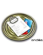 BANDEJA DE CAMBIO/PORTA CUENTA diseño: tapa de lata 10 bandejas portacuentas