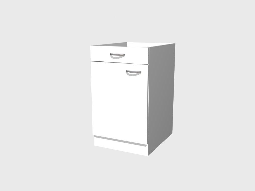 Küchenunterschränke | Amazon.de | {Küchen unterschrank schwarz 84}