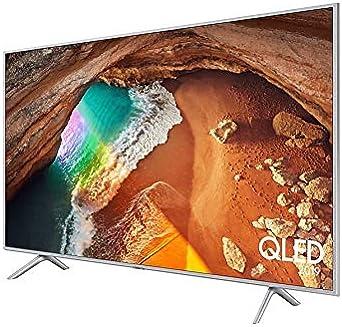 samsung - TV QLED 55 Samsung Qe55Q65R IA 4K Uhd HDR Smart TV Plata - TV Led - Los Mejores Precios: 804.65: Amazon.es: Electrónica